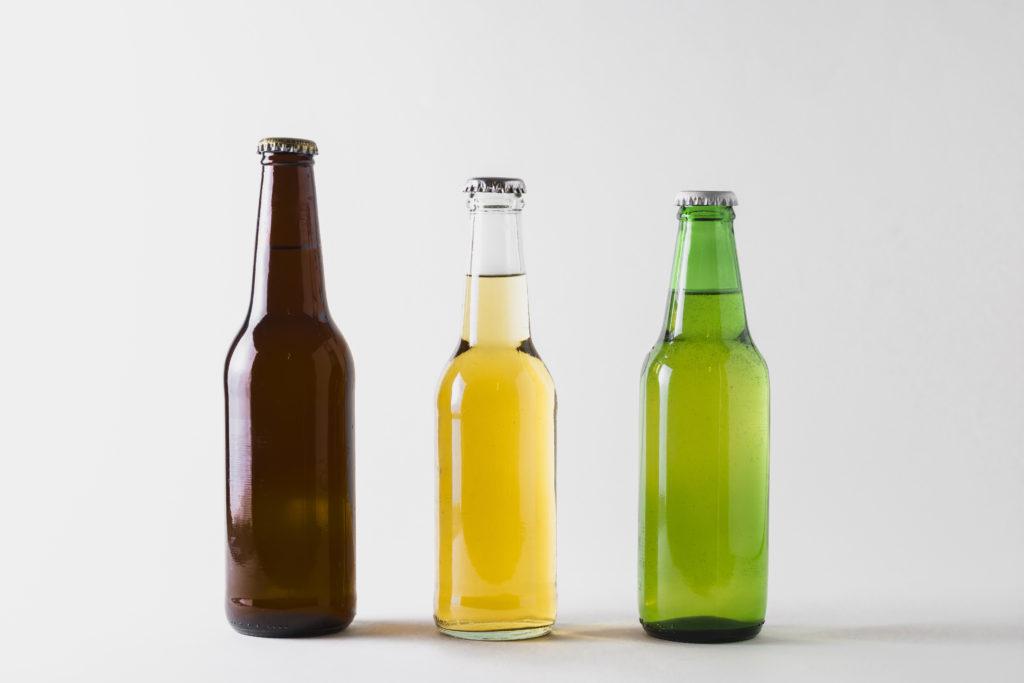 для маленькая бутылка пива картинка множество интересных
